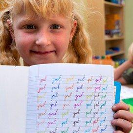 Kwartier voorlezen verkleint kans op laaggeletterdheid