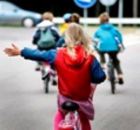 Meer kinderen betrokken bij fietsongelukken