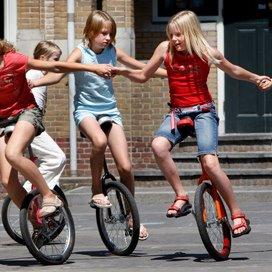 Circus voor jong en oud bij Femke Dak