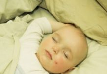 Kinderen kunnen een beroerte krijgen door infectie met waterpokken.