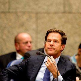 Rutte: 'Excuses over misverstand motie kinderopvang'