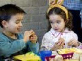 Engelse les voor tweejarigen