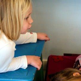Tien procent minder kinderen naar opvang in 2013