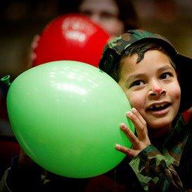 Activiteit van de Maand: Ballonnen