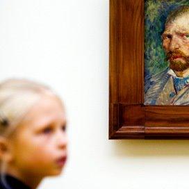 Museum Boijmans actief met kids