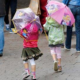 Parapluparade