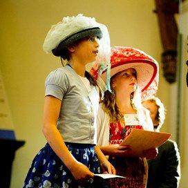 Activiteit van de Maand: Rollenspel met hoeden