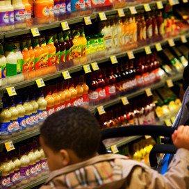 Een uitstapje naar de supermarkt