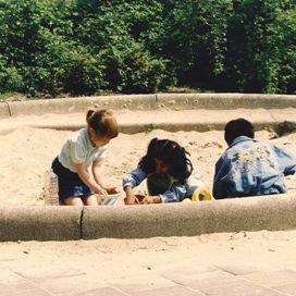 Zand kammen