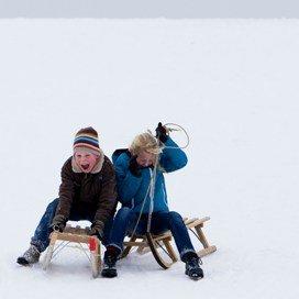 Lekker knutselen: Sneeuw in een potje